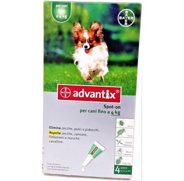 Advantix Spot-on*4pip 0,4ml 4k
