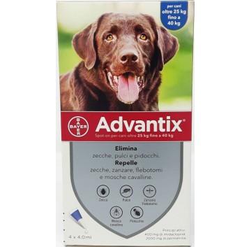 Advantix Spot On*4pip 25-40kg
