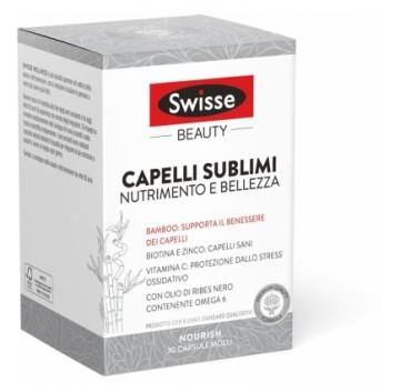 SWISSE Capelli Sublimi 30 capsule molli da 1360 mg