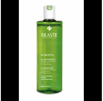 Rilastil Acnestil Gel Detergente 400 ml NUOVO ARRIVO CONFEZIONE ITALIANA