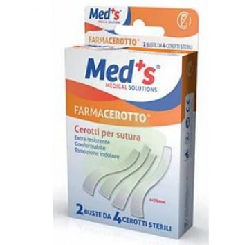 MEDS Cerotto Sutura 4x76