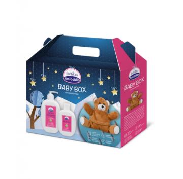 Euphidra AmidoMio Baby Box Con Scaldottino
