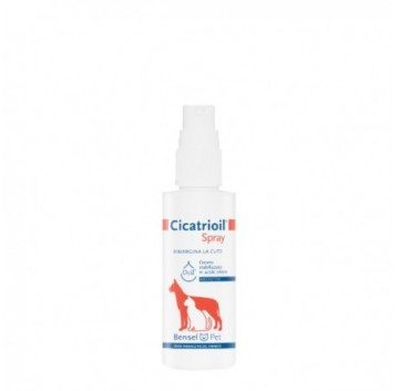Cicatrioil Spray per cani e gatti 50 ml