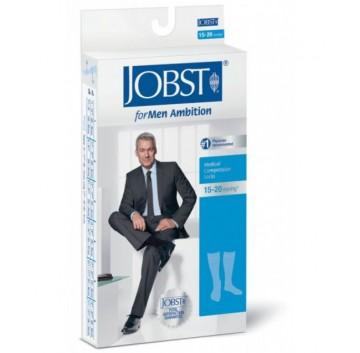 Jobst For Men 10/15 Gambaletto Blu Taglia 2