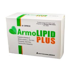 Armolipid Plus 60 compresse (CONFEZIONE ITALIANA SCADENZA 11/2021)