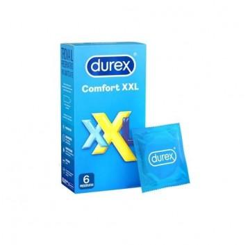 DUREX COMFORT XXL 6PZ