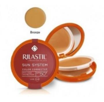 RILASTIL SUN PPT SPF50+ COMPATTO BRONZE