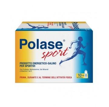 Polase Linea Vitamine e Minerali Experience Sport Integratore 10 Buste