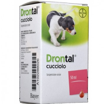 Drontal Cucciolo*os Sosp 50ml