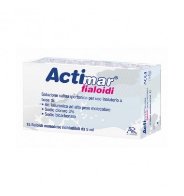 Actimar Fialoidi 75ml