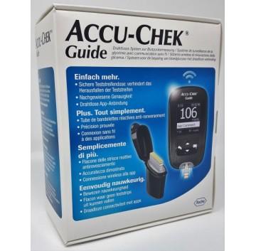Accu-chek Guide Kit Mg/dl Misuratore di glicemia 1 pezzo