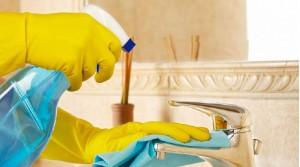Uso detergenti e prodotti per la casa