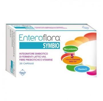 Enteroflora Symbio Integratore Alimentare 20 Capsule