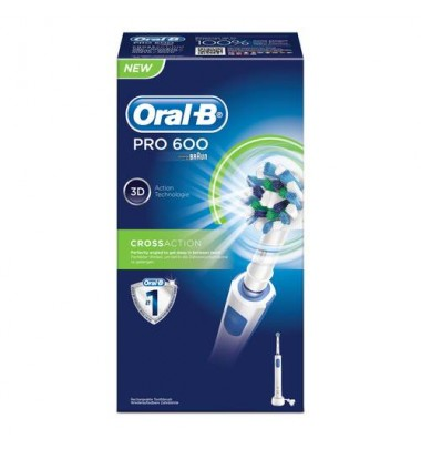 Oral-b Power Pc 600 Crossaction