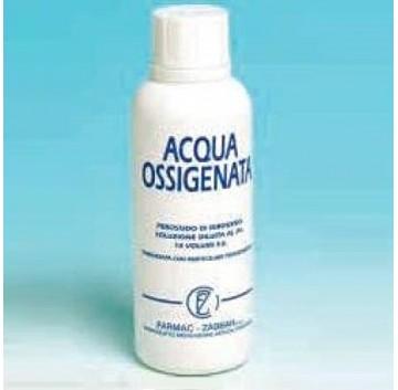 Acqua Ossigenata 10vol 1lt