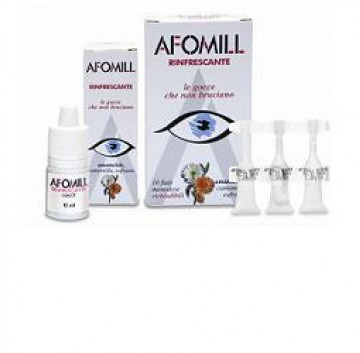 AFOMILL-RINFR GTT 10 ML