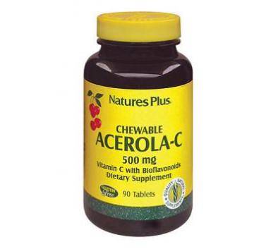 Acerola C 500 Mg 90tav