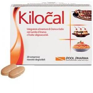 Kilocal Integratore Alimentare 20 Compresse ULTIMO ARRIVO CONFEZIONE ITALIANA