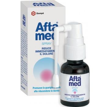 Aftamed Spray 20 ml -PRODOTTO ITALIANO-ULTIMO ARRIVO-LUNGA SCADENZA-