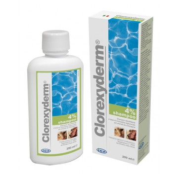 Clorexyderm Sh 4% 250ml