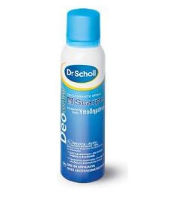 Scholl Deo Control Spr Scarpe