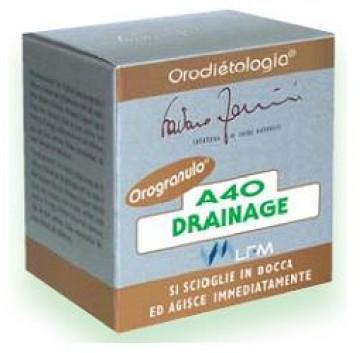 A40 DRAINAGE OROGRANULI 16G