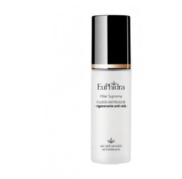 EuPhidra Linea Filler Suprema Fluido Viso Antirughe Rigenerante Anti-Età 30 ml