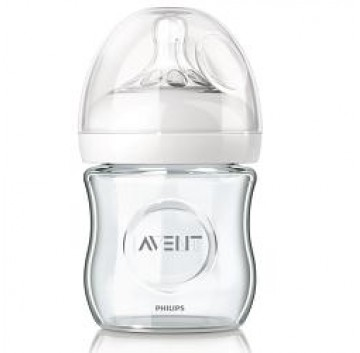 Philips Avent Biberon Natural In Vetro 120 ml