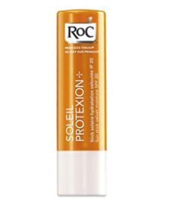 RoC Solari Linea Soleil Protect Stick Solare Spf 30 Idratazione Intensa 4,9g
