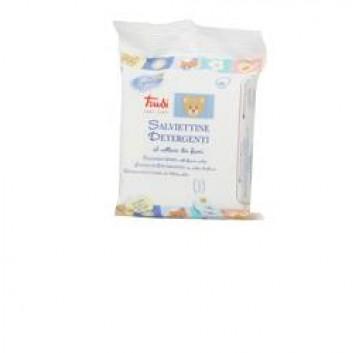 Trudi Babycare Salviettine Detergenti Al Nettare Dei Fiori 20 Pezzi