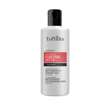 EuPhidra Linea Capelli Forfora Secca Shampoo Nutriente Antiforfora 200 ml