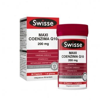 Swisse Co-enzima Q10 30cps