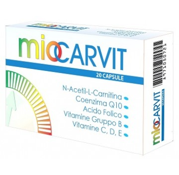 MIOCARVIT 20CPS