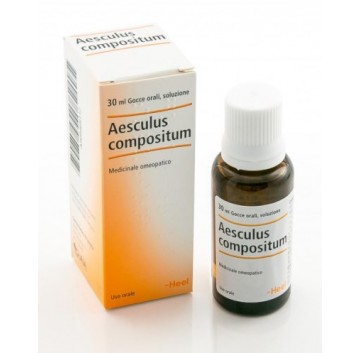 AESCULUS COMP GTT 30ML HEEL