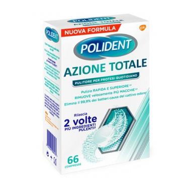 POLIDENT AZIONE TOTALE 66CPR