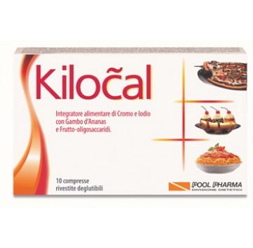Kilocal 10 Compresse NUOVA CONFEZIONE ITALIANA
