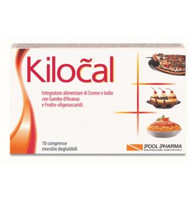 Kilocal 10 Compresse NUOVA CONFEZIONE ITALIANA SCADENZA GIUGNO - 2025