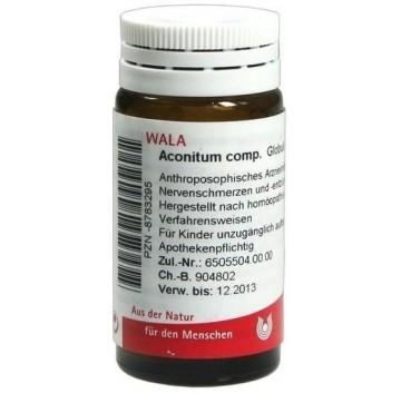 ACONITUM COMP 20G GL WALA