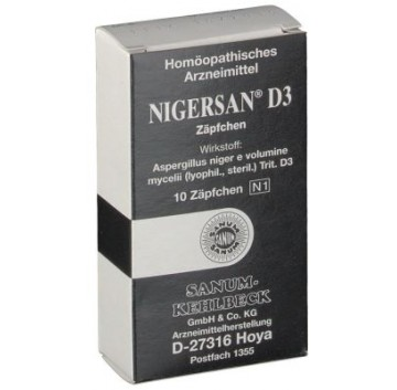 NIGERSAN D3 10SUPPOSTE SANUM