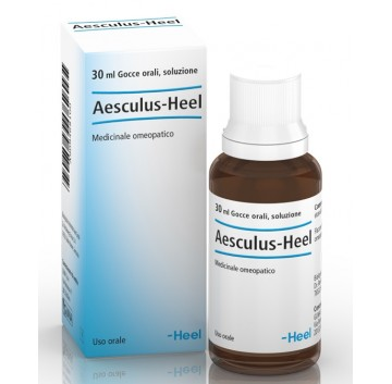 AESCULUS HEEL GTT 30ML