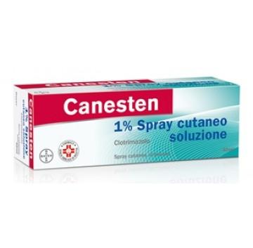 CANESTEN*SPRAY CUT 40ML 1%<<<