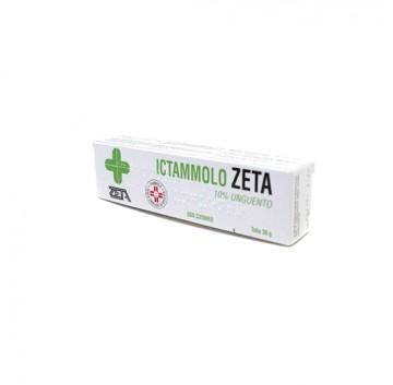 Ictammolo Zeta*10% Ung 30g