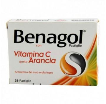 BENAGOL*36PASTL ARANC VIT C