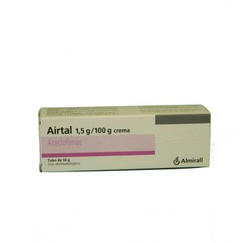 AIRTAL*CREMA 50G 1,5G/100G