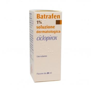 BATRAFEN*DERM SOLUZ 20ML 1%