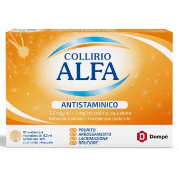 Collirio Alfa Antistam*10cont